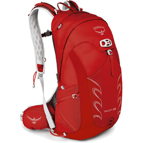 Osprey Talon 22 Backpack Herre martian red